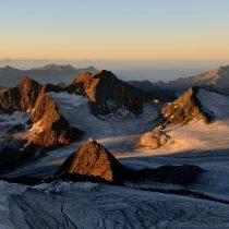 11 eisfreie Aufstiege auf 3000er mit Gletscherblick