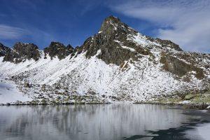 Rinnensee mit Rinnenspitze