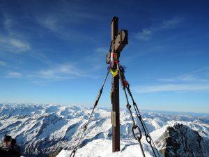 Großglockner-Gipfelkreuz