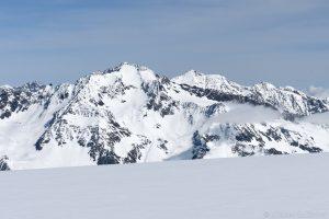 Blick zur Ruderhofspitze