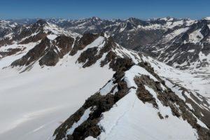 Abstieg Fineilspitze