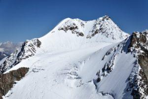 Hinterer Brochkogel, Blick zur Wildspitze