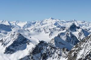 Ötztaler Alpen, Wildspitze