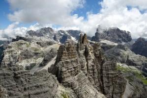 Schartenweg, Sextener Dolomiten