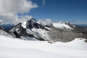 Hochgall, Magerstein, Schneebiger Nock
