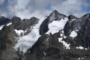 Östliche Seespitze mit Alpeiner Kräulferner und Seespitzferner