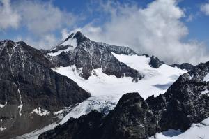 Ruderhofspitze mit Alpeiner Ferner