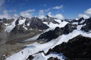 Verborgen-Berg-Ferner, Östliche Seespitze und Ruderhofspitze