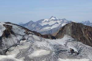 Wildspitze, Sulztalferner