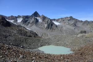 Gletschersee und Wilde Leck