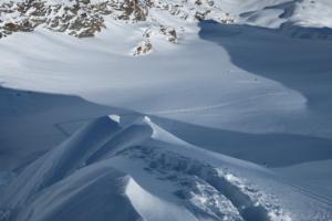 Gipfelgrat K2