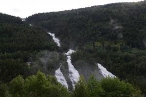 Wasserfall im Romstal