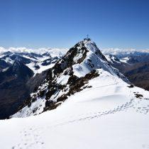 Höchste Berge der höchsten Gebirgsgruppen Österreichs