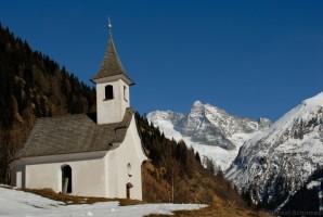 Kapelle vor Olperer