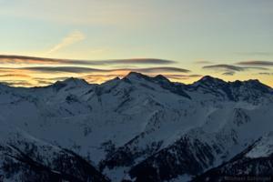 Sonnenaufgangs-Skitour