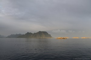 Überfahrt Lofoten